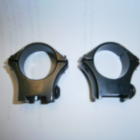 SAKO Optilock Ringmounts 1 inch