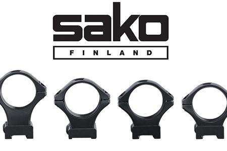 SAKO Ringmounts
