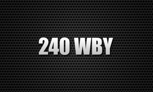 240 WBY