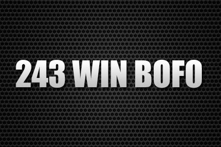 243 Win Bofors Barrel