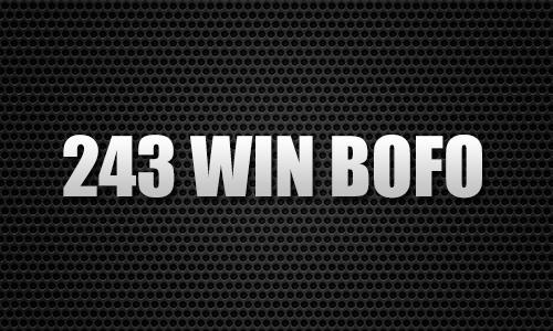 243 Win Bofors Barrel