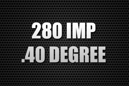 280 Rem Imp 40 Degree