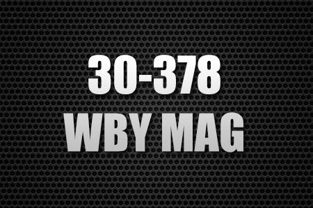 30-378 WBY MAG