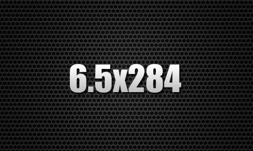 6.5X284