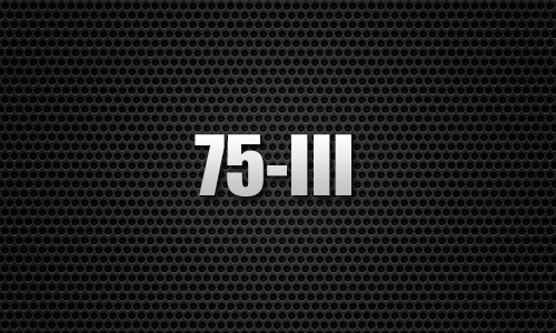 75-III