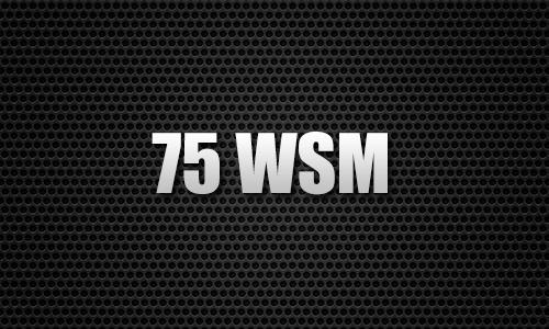 75 WSM