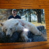 Mark with Alberta Blonde Bear