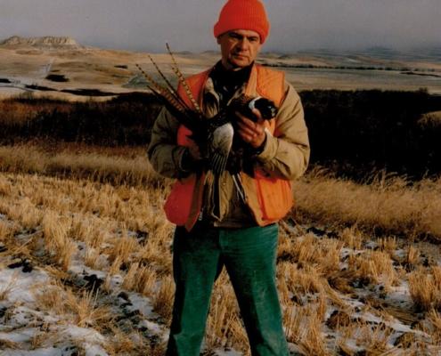 Pheasant Hunt Northeast Mo0ntana